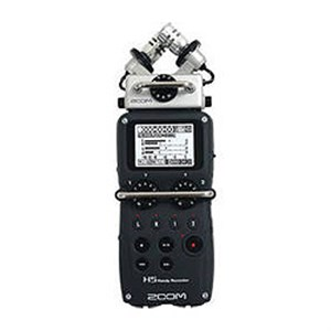 رکوردرصدا  (184)  Zoom H5 Handy Recorder with Interchangeable Microphone System